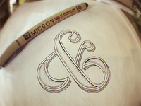 Ornate Ampersand Concept