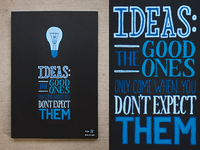 Ideas – Poster