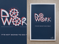Do Work Dribbble