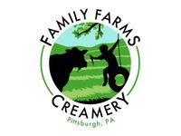 Family Farms Creamery logo