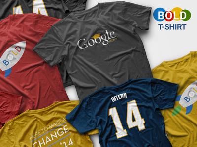Google Intern T-Shirt