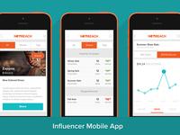 NeoReach Mobile App