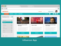 NeoReach Desktop Influencer App