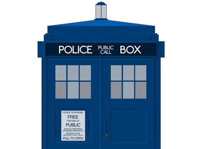 Tenth TARDIS