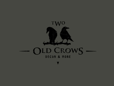 Two Old Crows Decor & More
