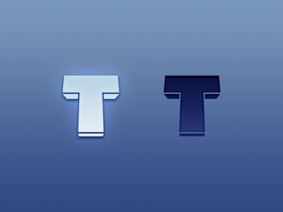 Taptanium (Logo Redesign)