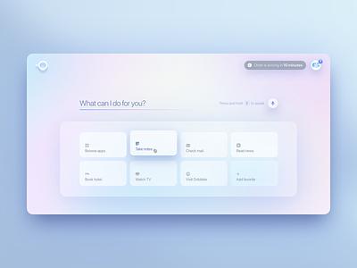Natural AI Desktop redesign