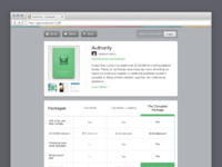 Gumroad Tiered Pricing by Eli Schiff on Dribbble
