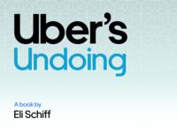 Uber's Undoing Book