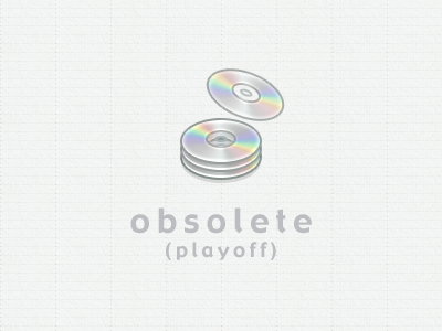 Obsolete (playoff) playoff obsolete icons punchcard icon