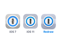 1Password Redraw