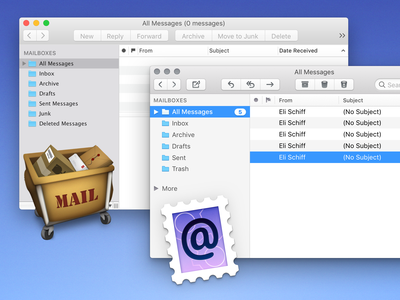Mailmate Messages and Compose