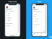 Twitter ios nav before and after 2x