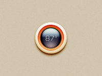 Trendy Thermostat