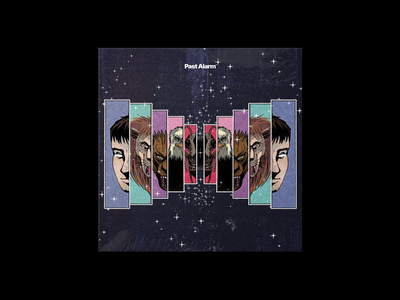 ✨ Past Alarm — Single Covers apple music spotify single cover arts brazil concept cover artwork cover art cover design