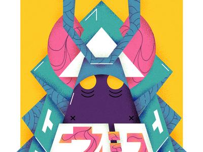 Samurai - Series 1/9