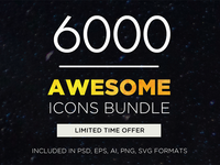 Awesome Icons Bundle