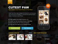 Cutest Paw iPhone App