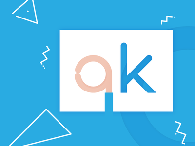 Everything is gonna be A-OK all-right feeling design hand illustration a-ok ok vector