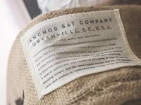 Anchor Bat Co. Packaging