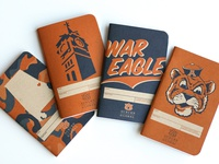 Auburn Notebook Pack