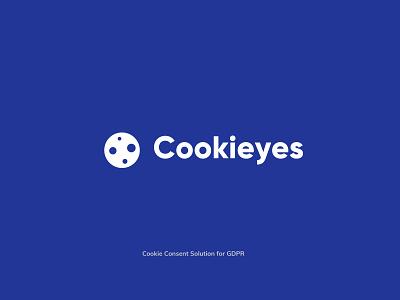 Cookieyes logo icon design vector clean ui typography branding design brand identity logodesign logo design ux design branding logo