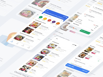 Avo Food Delivery App - Single Checkout mobile delivery app dubai vector minimal clean ui ux android app design food app ios app design ios app mobile app design mobile app mobile design mobile ui app design webdesign ios 7 android app
