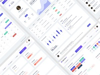 Liberty UI Admin Dashboard
