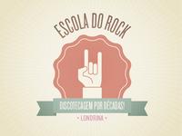 Rock School's Badge