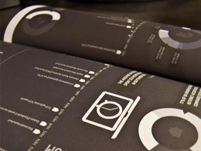 GForces Bluebook 2011/2012 book editorial infographic automotive brochure information branding photo cars