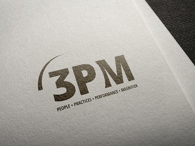 Logo for 3PM #3