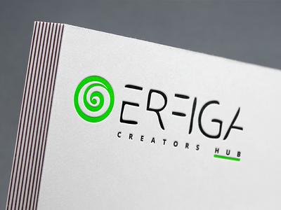 Erfiga - Creators Hub Logo