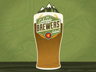 Colorado Brewer's Festival Poster