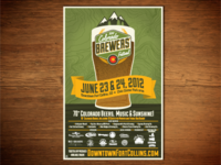 Coloradobrewersfestival Final Poster