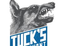 Tuck's Triumphant IPA Beer Label