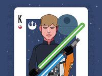 Luke skywalker full card 2