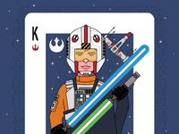 Luke skywalker full card 1