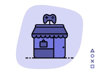 Loots - Game Shop