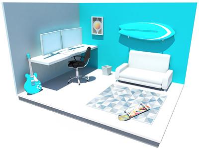HomeOffice stayhome