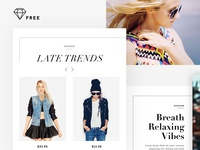 SilveHype - Free Fashion Sketch Template