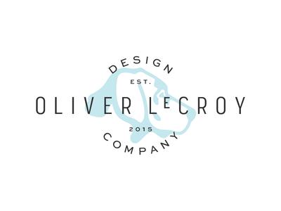 Oliver Lecroy Design Co. Branding