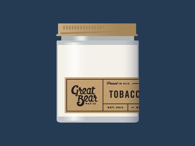 Great Bear Wax Co Packaging Update