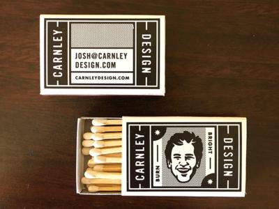Carnley Design Matchbox
