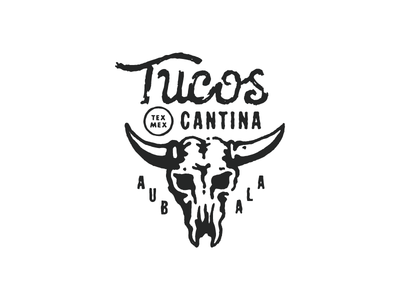 Tucos Cantina alabama cow tacos food restaurant mexico cowboy skull