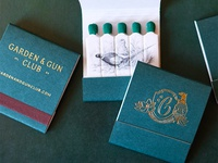 GGC - Feature Matchbooks