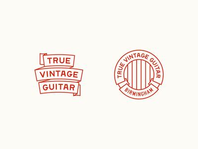 True Vintage Guitar Secondary Elements