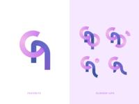 C&N Logo arc tool cn figmadesign logo figma