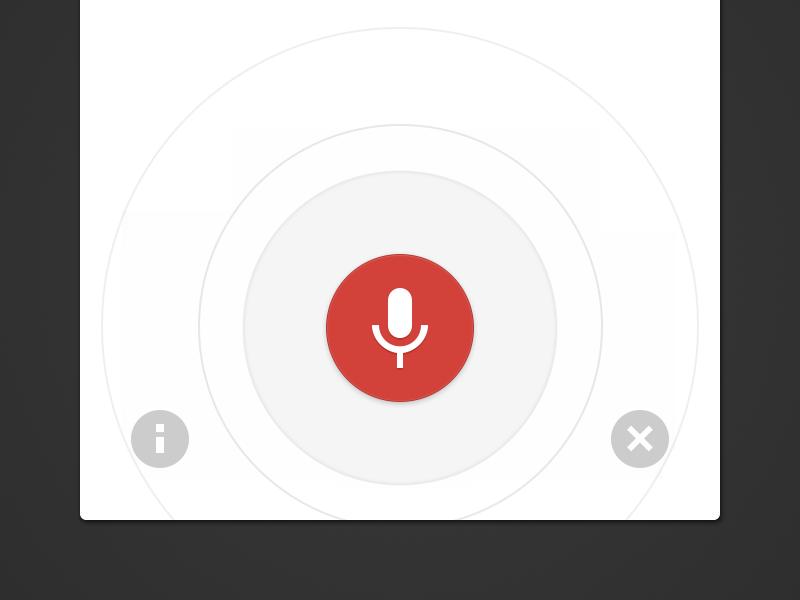 iOS Google Voice Search voice search google voice search