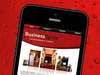 Business Spritz Website