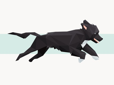 The Zipper Dog!